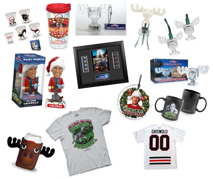 sample of christmas vacation gift ideas